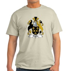 Styles Family Crest T-Shirt