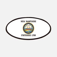 New Hampshire Statehood Patch