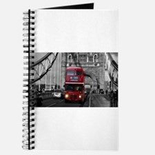 Lon Bus on Tower Bridge Journal