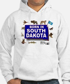 SOUTH DAKOTA BORN Hoodie