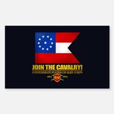 Join The Cavalry Decal