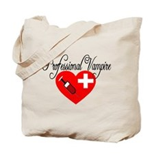 Phlebotomist - Professional Vampire Tote Bag
