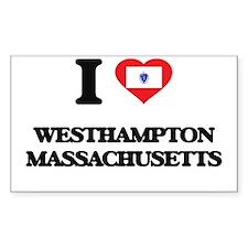 I love Westhampton Massachusetts Decal