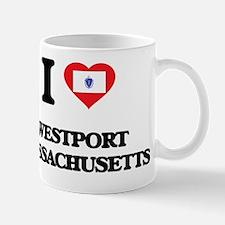 I love Westport Massachusetts Mug