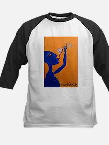 Blue Wino Baseball Jersey