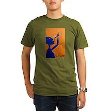 Blue Wino T-Shirt