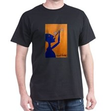 Blue Wino T-Shirt