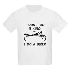 Do A Motorcycle Biker T-Shirt