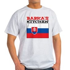 Babkas Kitchen T-Shirt