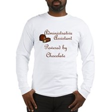 Administrative Assistant Long Sleeve T-Shirt