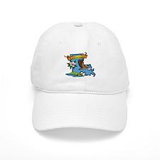 Louisiana Baseball Cap
