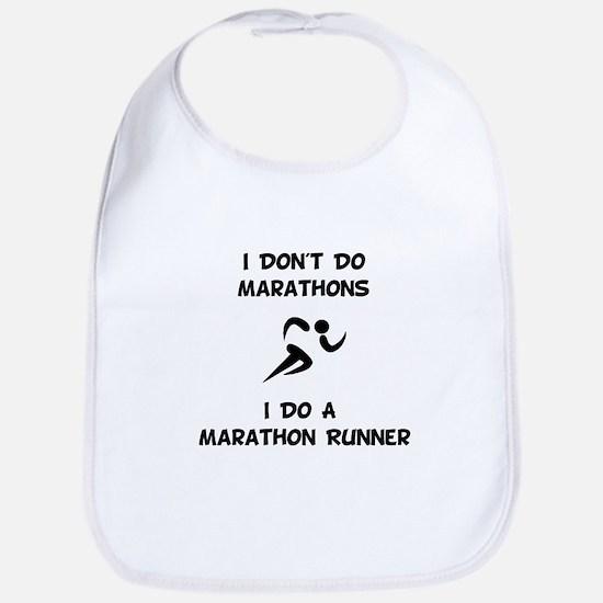 Do A Marathon Runner Bib
