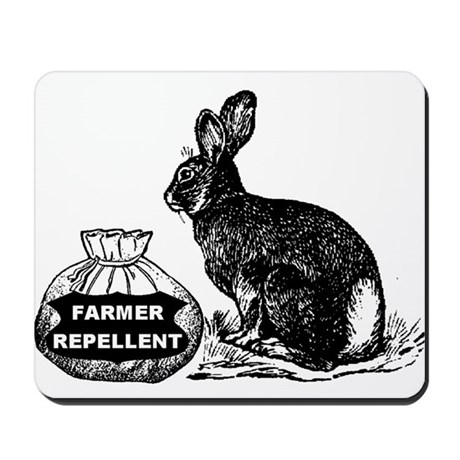 Farmer Repellent -- Mousepad