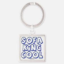 SofaKingCool 10x10 Keychains