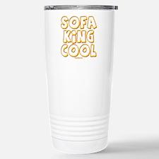 SofaKingCool 10x10 DARK Thermos Mug