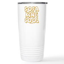 SofaKingCool 10x10 DARK Travel Mug