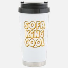 SofaKingCool 10x10 DARK Travel Mug