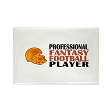 Fantasy Football Pro Rectangle Magnet