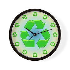 TeamRecycle WallClock.png Wall Clock