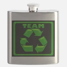 TeamRecycle Mousepad.png Flask