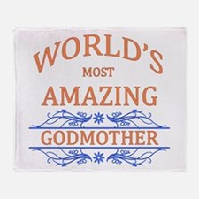Godmother Throw Blanket