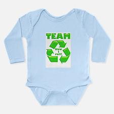 TeamRecycle Bib Body Suit