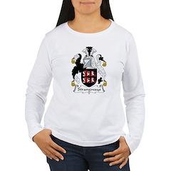 Strangways Family Crest T-Shirt