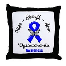 Dysautonomia Throw Pillow