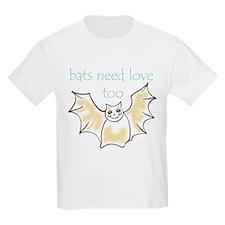 bats need love too! T-Shirt