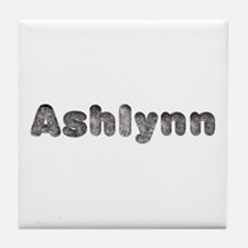 Ashlynn Wolf Tile Coaster