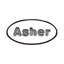 Asher Wolf Patch