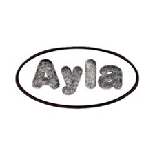 Ayla Wolf Patch