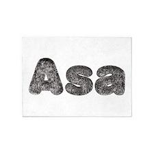 Asa Wolf 5'x7' Area Rug