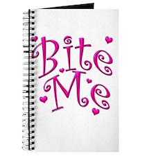 BiteMePink 10x10.png Journal
