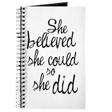 Believed Journal