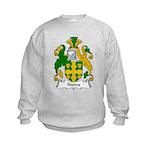 Stowe Family Crest Kids Sweatshirt