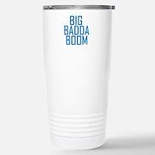 10x10 BACKSupremeBeing. Travel Mug