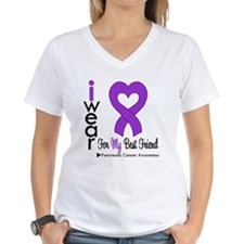 I Wear Purple Best Friend T-Shirt