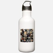 Composers Collage Water Bottle