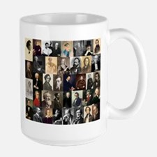 Composers Collage Mugs