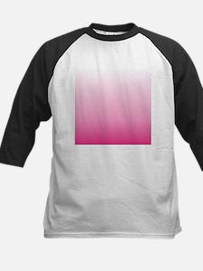 ombre hot pink Baseball Jersey