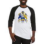 Stork Family Crest Baseball Jersey