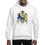 Stork Family Crest Hooded Sweatshirt