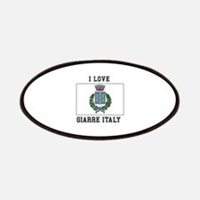 Love Giarre Italy Patch