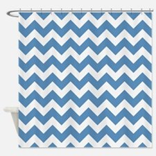 Cute Chevron designs Shower Curtain