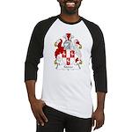 Storer Family Crest  Baseball Jersey