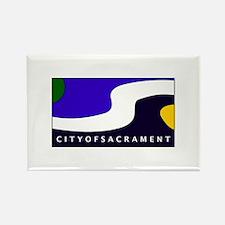 Sacramento, California Magnets