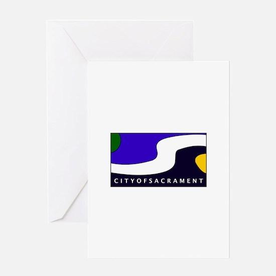 Sacramento, California Greeting Cards