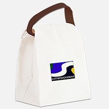Sacramento, California Canvas Lunch Bag