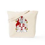 Storer Family Crest Tote Bag